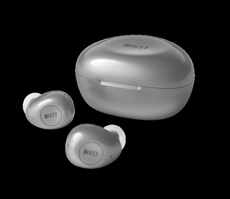 ロス・ラブグローブデザイン KEFの完全ワイヤレスイヤフォン【Mu3】