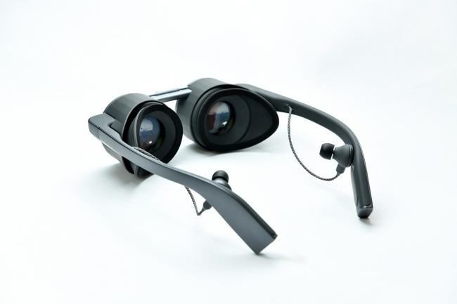 パナソニック 眼鏡型VRグラス HDR