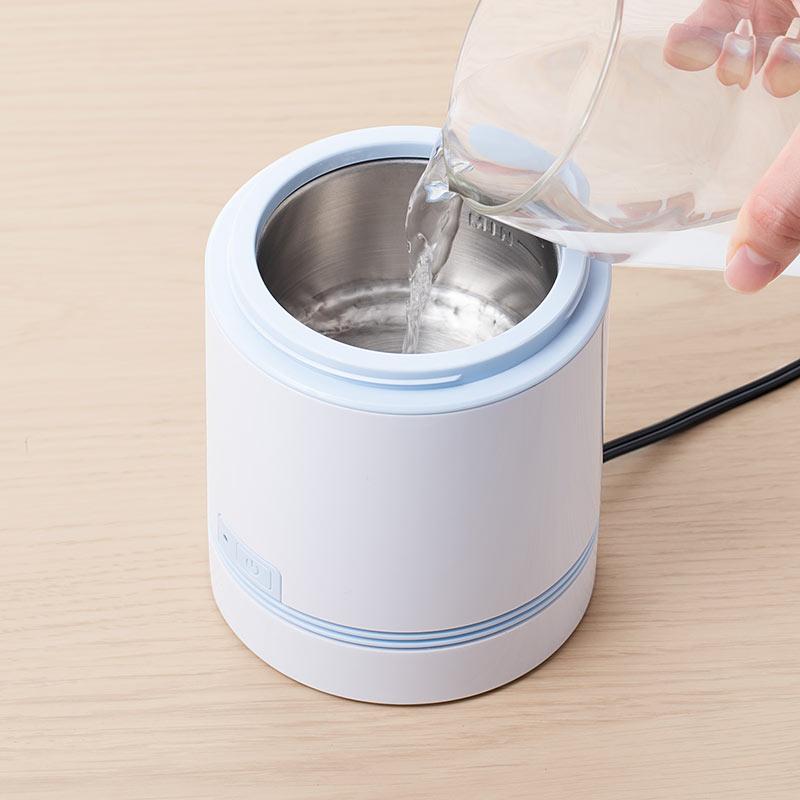 超音波清浄機 水
