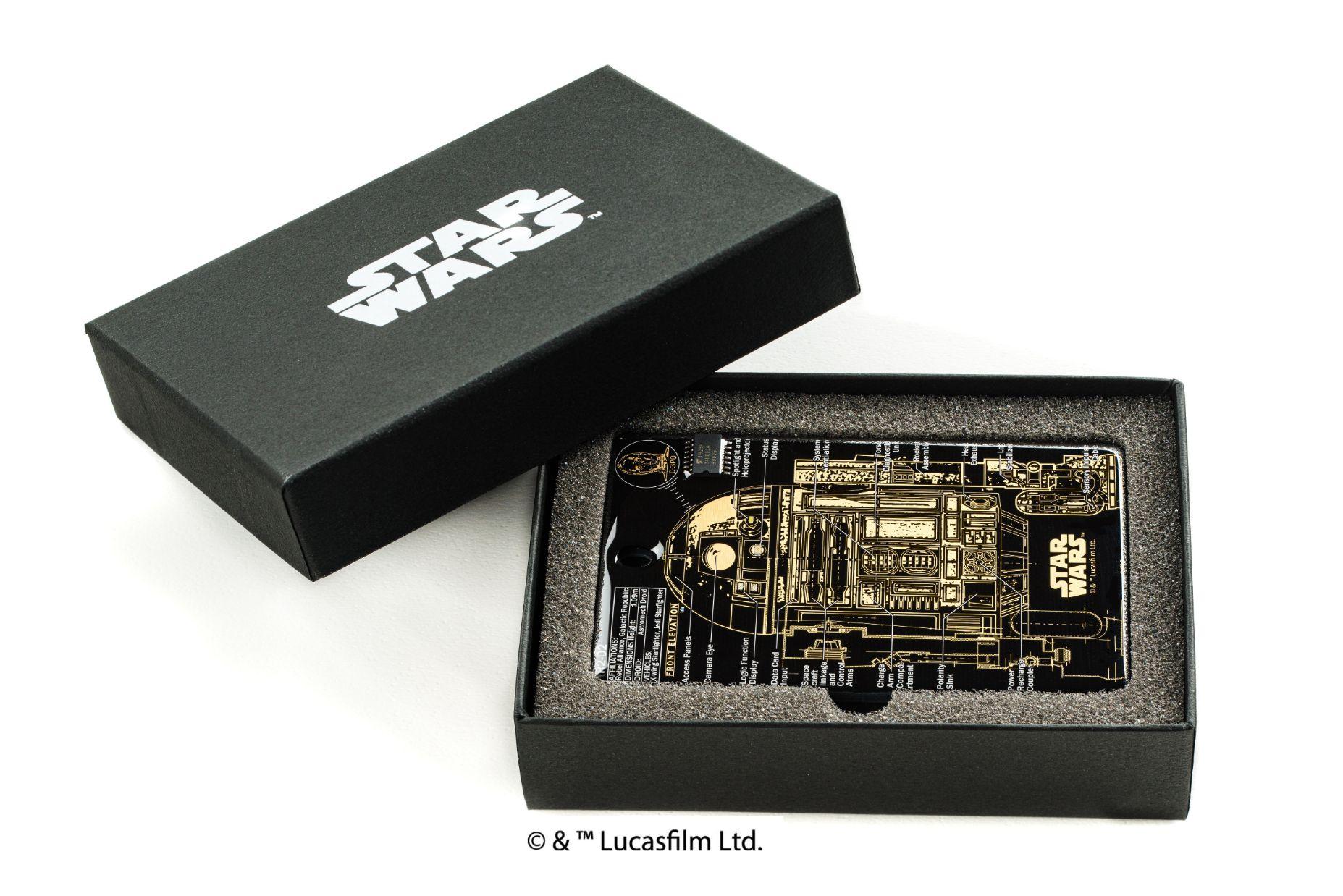 R2-D2 スターウォーズ スマホケース