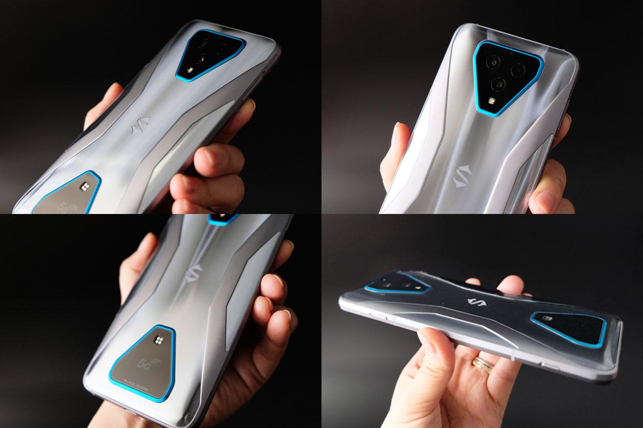 Black Shark3 eSportsに最適化されたウルトラスペック5Gスマートフォン
