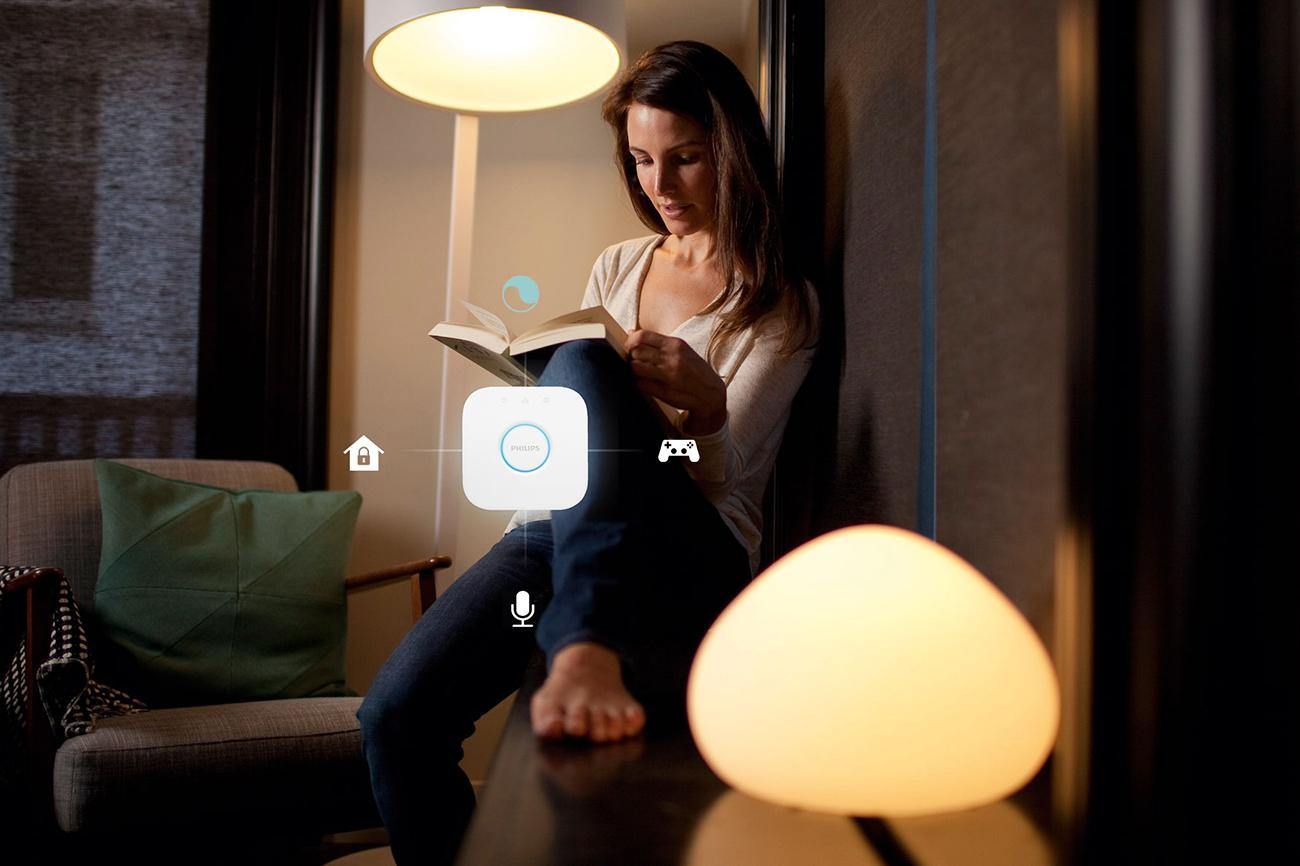 Philips Hue ホワイトグラデーション スターターセット 工事不要で自宅照明をスマート家電に
