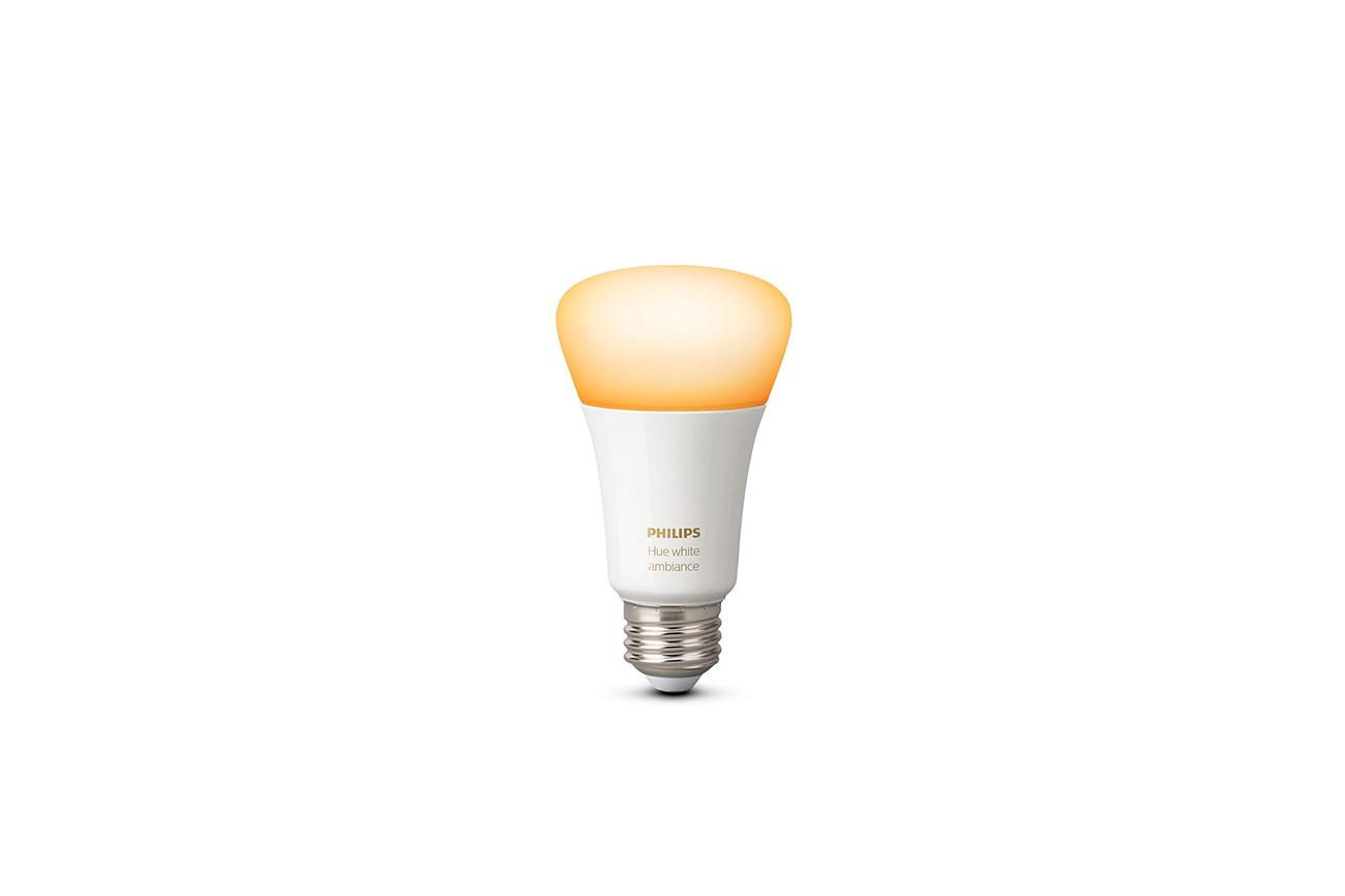 Philips Hue White 交換用シングルランプ 工事不要で自宅照明をスマート家電に