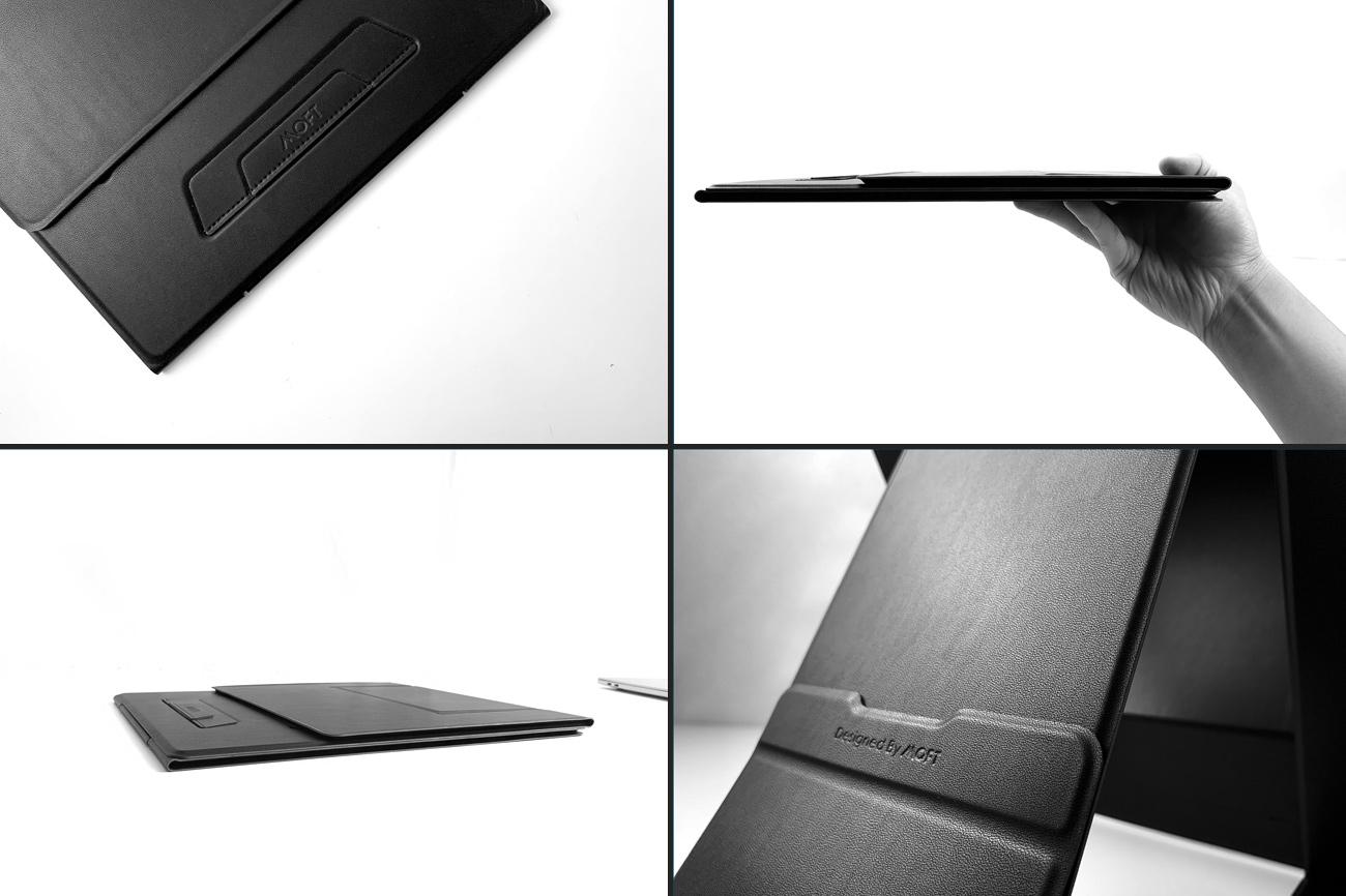 MOFT Z 折りたたみスタンディングデスクが超薄型・軽量で登場!ノートPCスタンドにも
