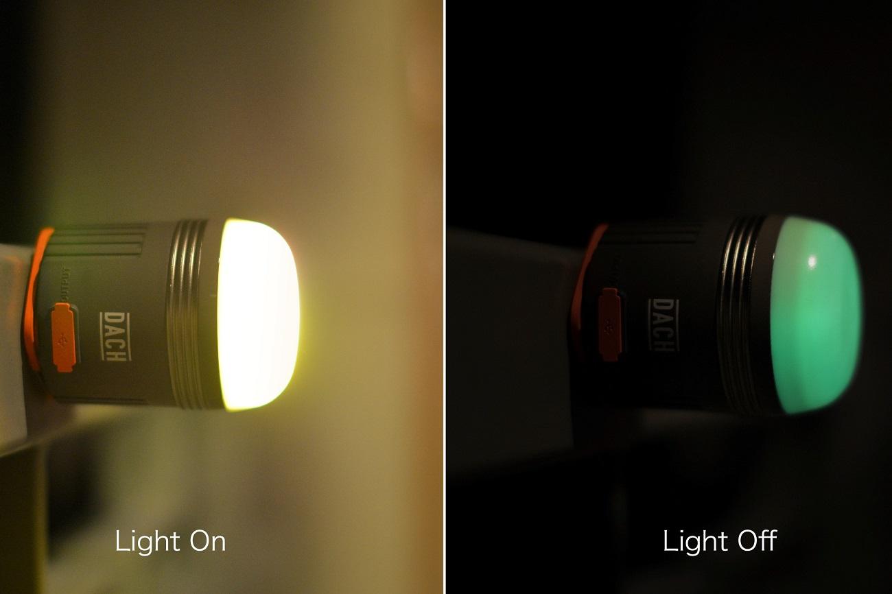 DACHLUNAR2_ダッチルナー2コンパクトライトは蓄光