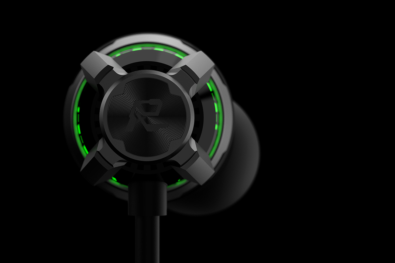 Black Shark Bluetooth Earphones 2 世界最高水準の低遅延BTイヤホン