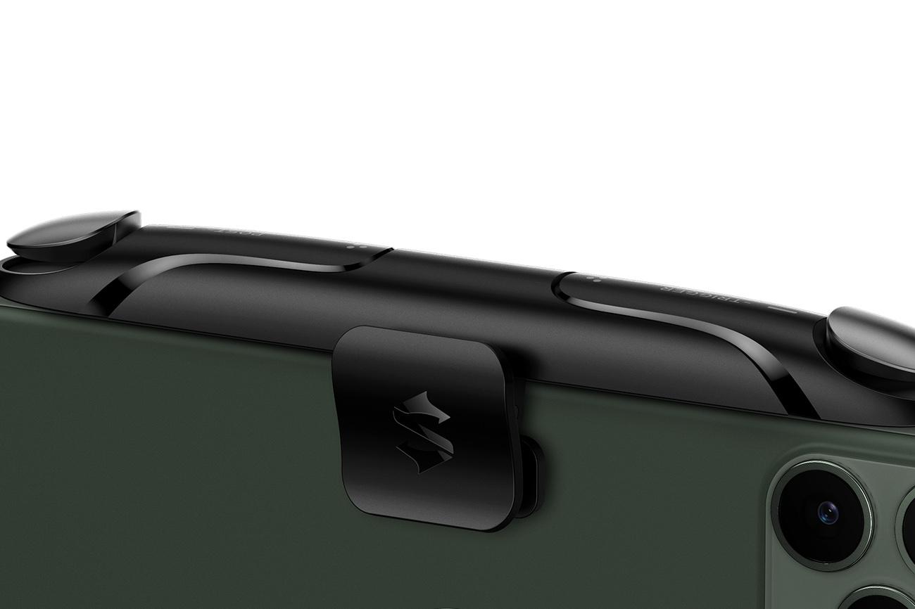 Black Shark Gaming Triggers スマートフォン用ゲーミングトリガー